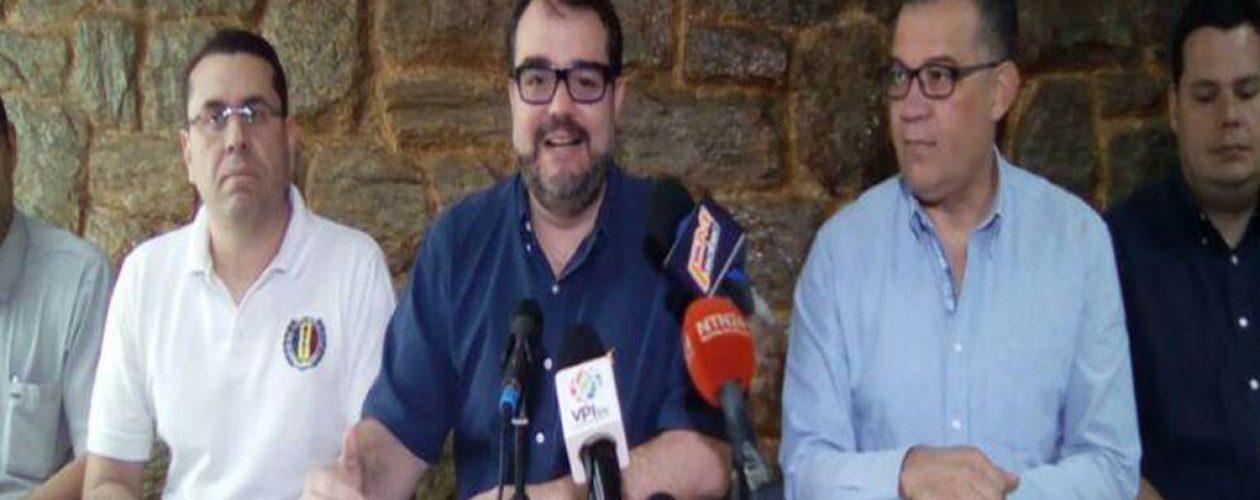 MUD no ha evaluado inscribir candidaturas a las elecciones regionales