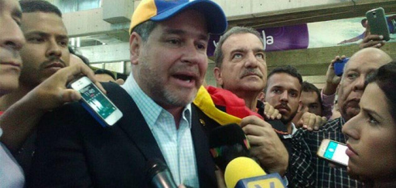 Diputado Luis Florido: «La comunidad internacional está con Venezuela»