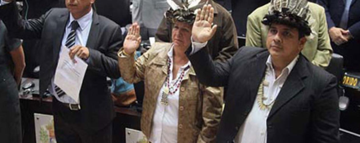 TSJ ratifica suspensión de diputados de Amazonas