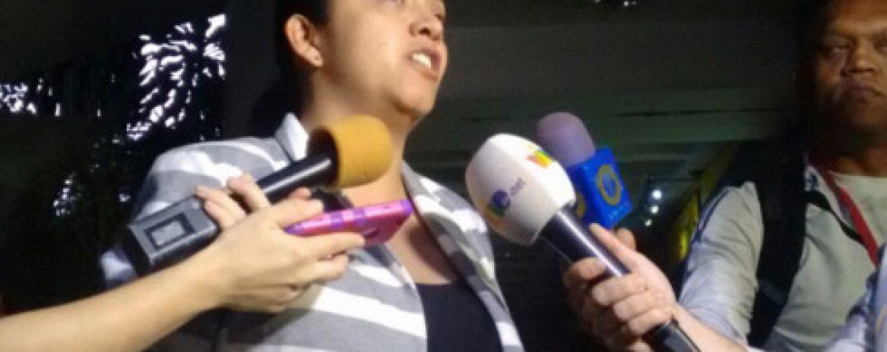 A golpes sacaron a diputados en huelga de hambre del TSJ