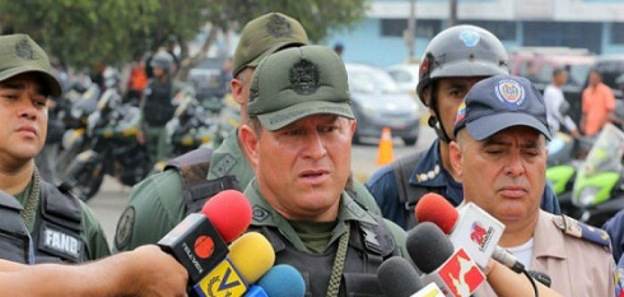 Director de la PNB tilda de vagabundos a colectivos armados