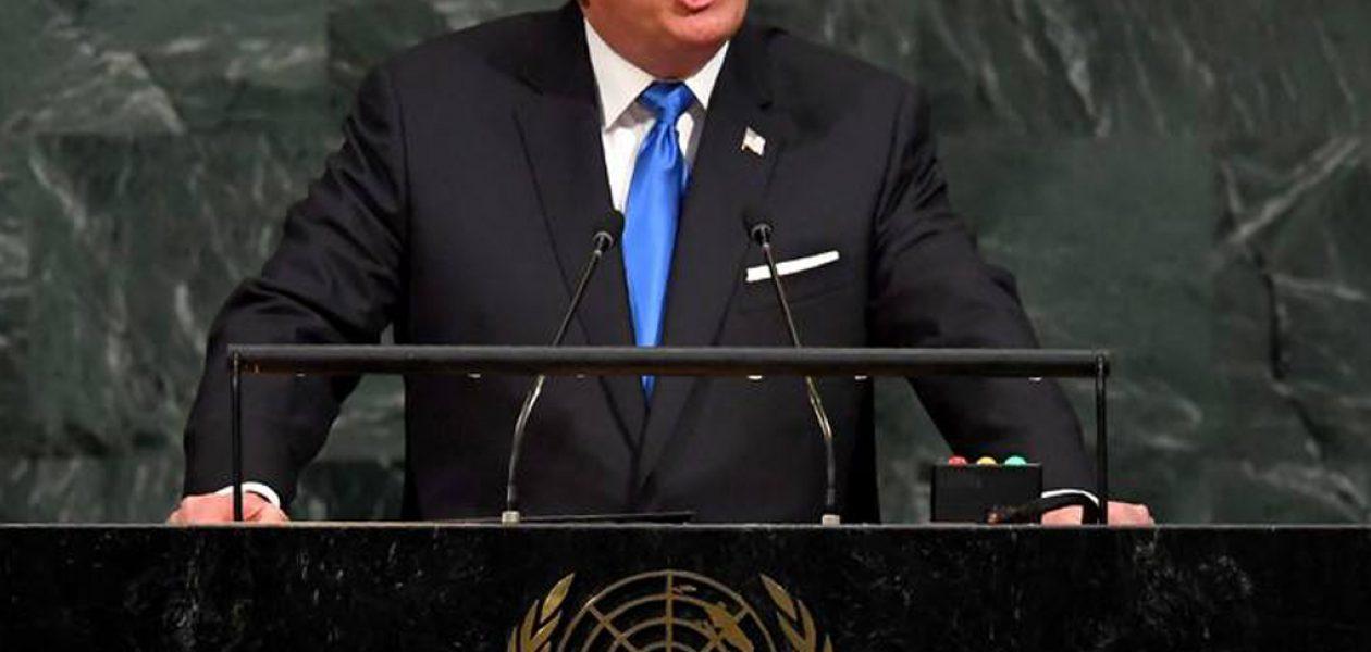 Trump advierte que tomará medidas si continúa autoritarismo en Venezuela
