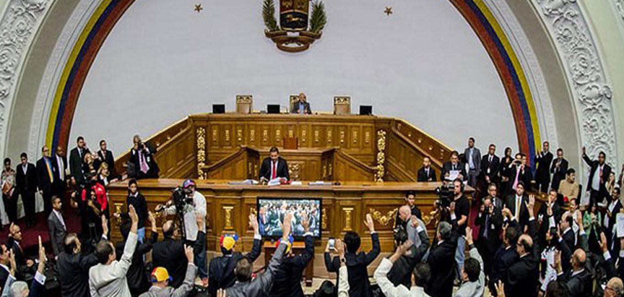 Disolución de la Asamblea Nacional no es reconocida por directiva del Parlamento