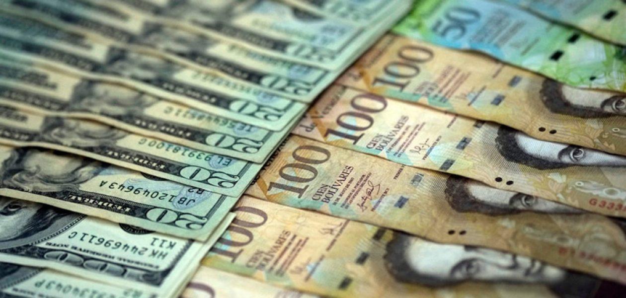 Dólar negro aumentó 68% en lo que va de 2018