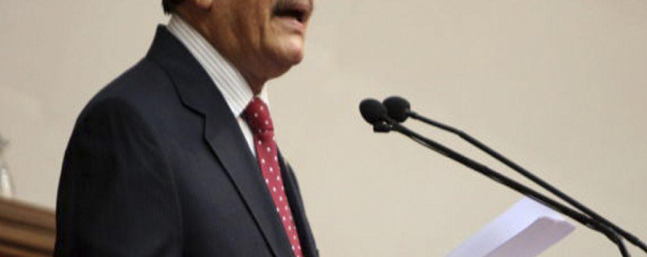 Earle Herrera renuncia a su cargo dentro de la Asamblea Nacional Constituyente