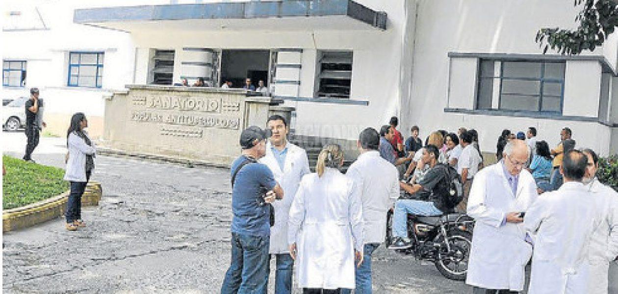 Secuestran a un médico en el Algodonal