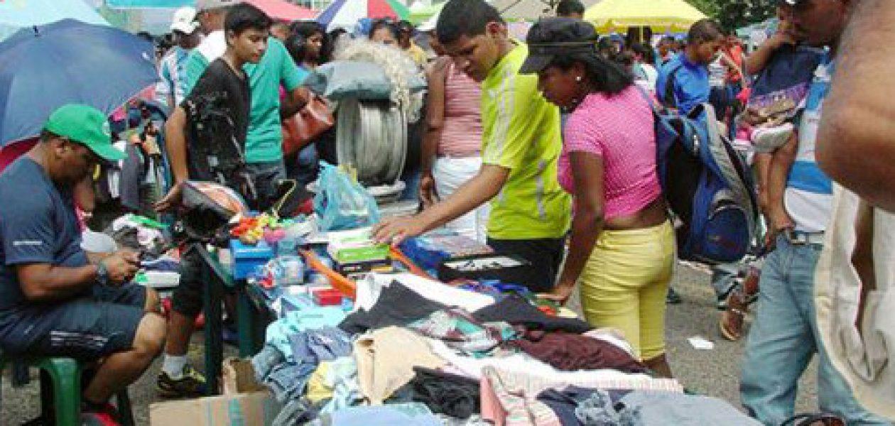 Guayana arma el perolero ante la crisis económica