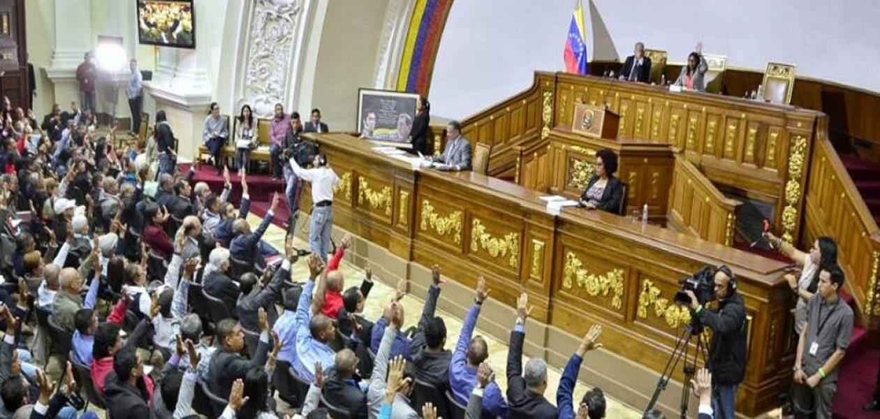 Asamblea Constituyente aprobó la Ley contra el Odio