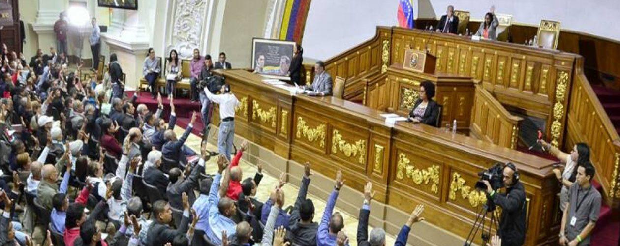 ANC aprobó convocar elecciones municipales para diciembre