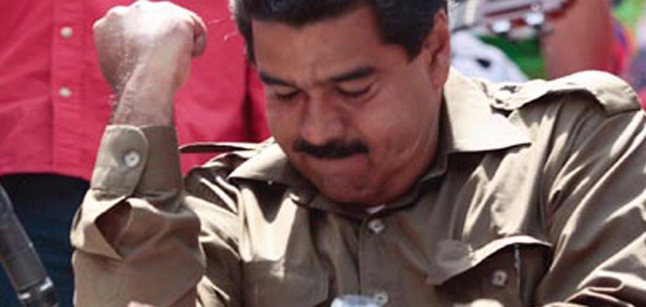 Maduro será candidato a las elecciones presidenciales en Venezuela