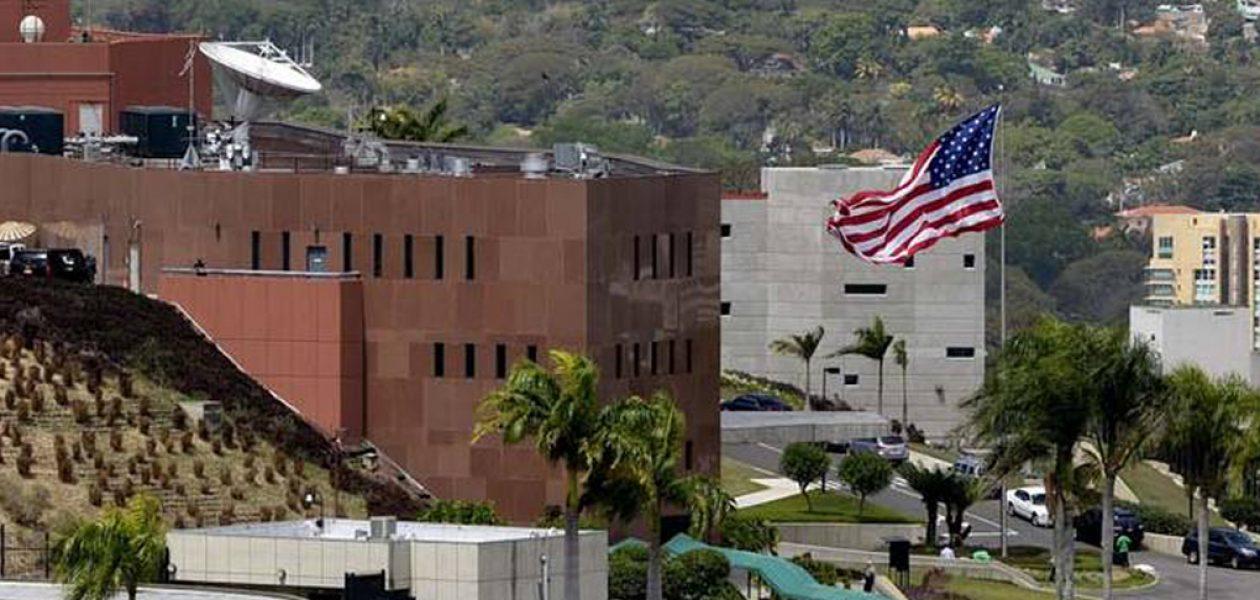Embajada de EE.UU. emite nuevo mensaje de seguridad para sus ciudadanos