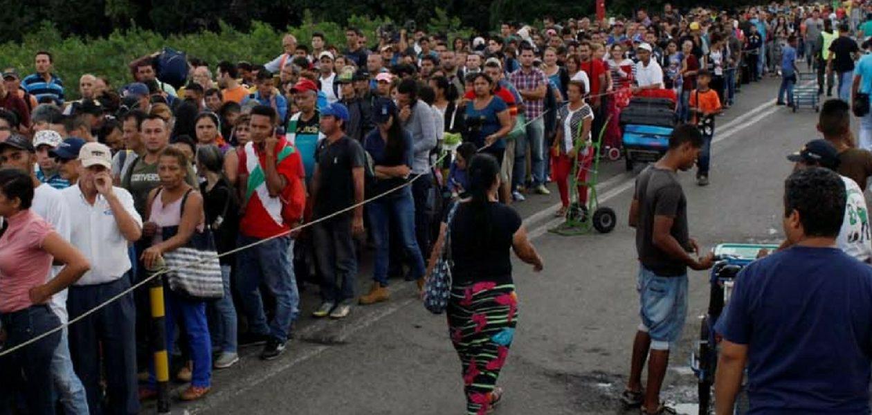 Empleo para venezolanos en Bogotá aumenta por ser considerados «mano de obra barata»