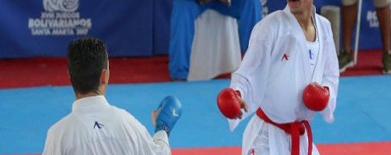 Kárate venezolano se tituló campeón en Juegos Bolivarianos 2017