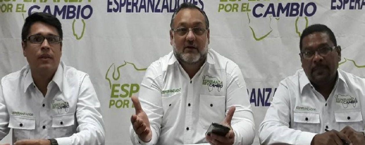 Equipo de Javier Bertucci arma su equipo en Bolívar para la campaña electoral