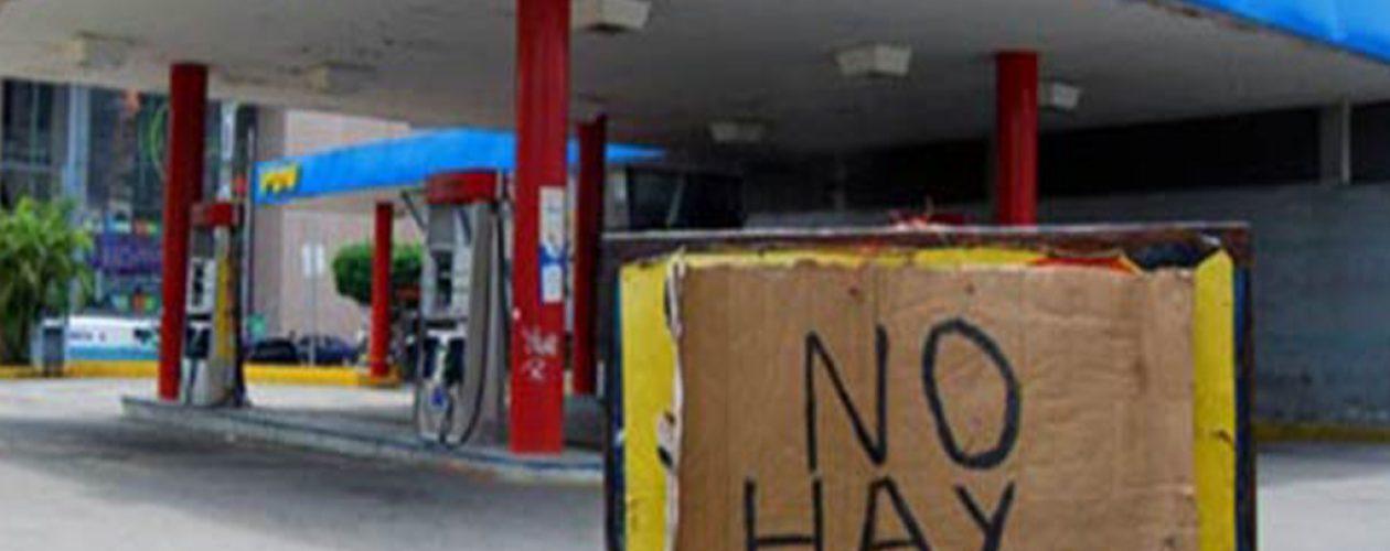 Escasez de gasolina en Táchira es por falta de aditivos