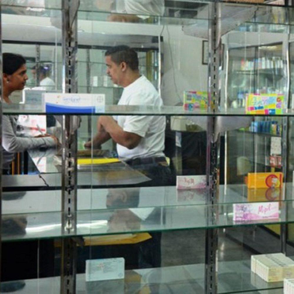 Costo de medicamentos para la tensión supera los 3 millones, cuando los encuentran