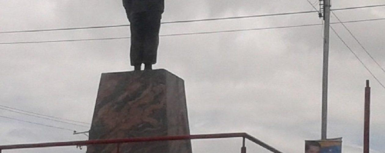 La estatua de Chávez, el motivo de la visita de Maduro a San Félix