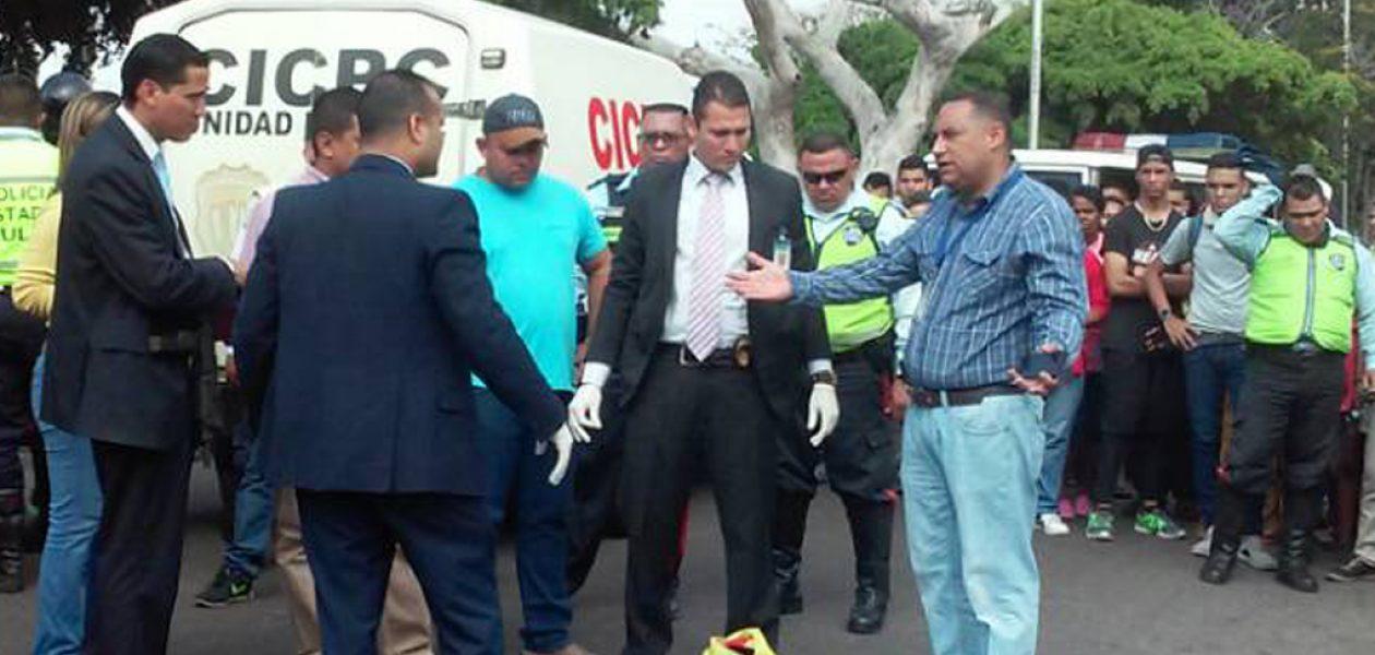 Luis Vera era el estudiante de Urbe arrollado durante protesta