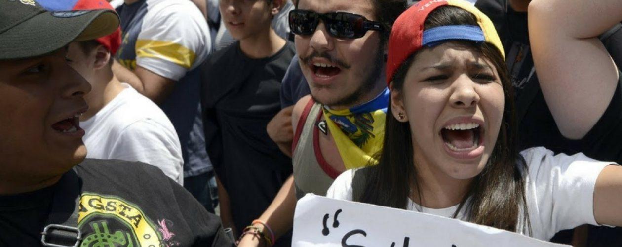 Estudiantes saldrán a las calles de Caracas el 12 de Febrero