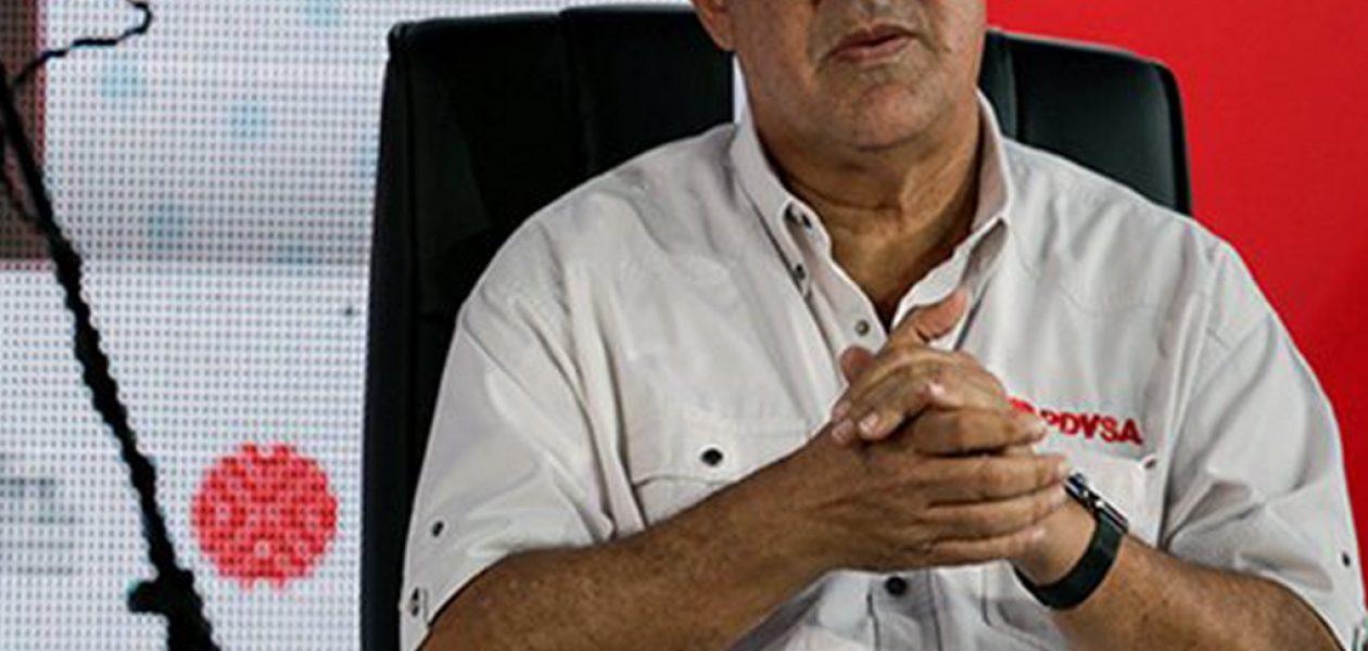 Expresidentes de Pdvsa Nelson Martínez y Eulogio del Pino fueron imputados por Fiscalía