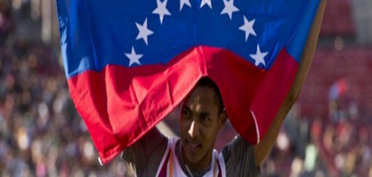 Venezolanos triunfan en el Sudamericano de Atletismo