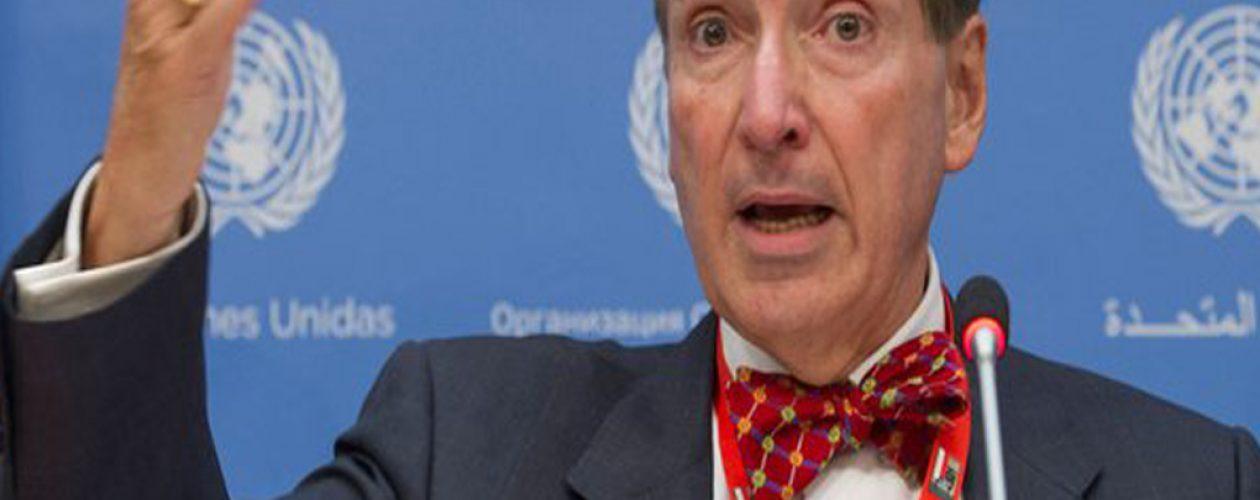 Experto de la ONU visitará Venezuela para escuchar al Gobierno y a la oposición
