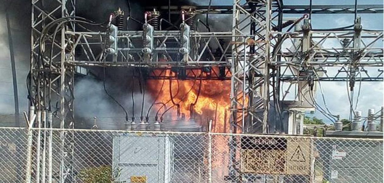 Falla eléctrica hoy deja sin servicio a Maracaibo y San Francisco