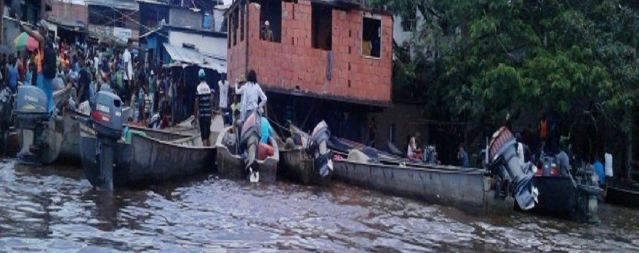 Falta de gasolina paraliza transporte fluvial en El Manteco