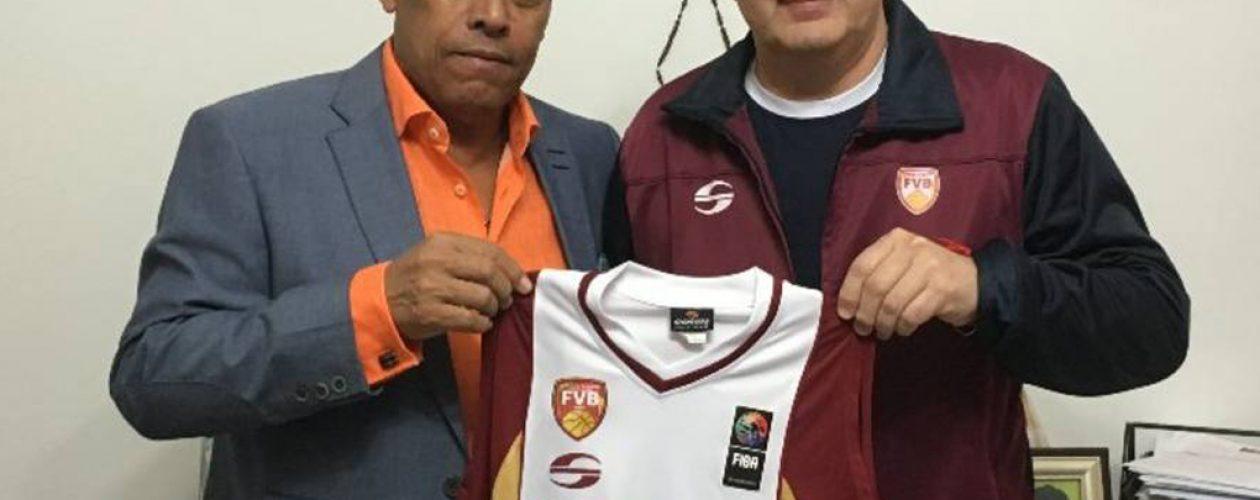 Fernando Duró es el nuevo entrenador de la selección venezolana de baloncesto