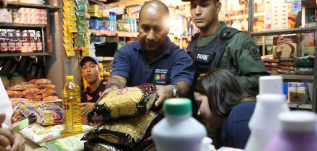 La Sundde salió a las calles a «supervisar» el restablecimiento de los precios