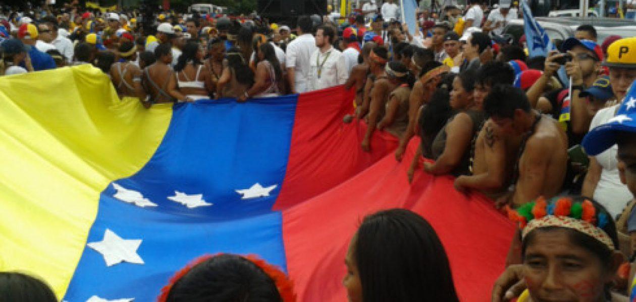 «Muchos no vinieron a la Toma de Caracas porque no han comido»