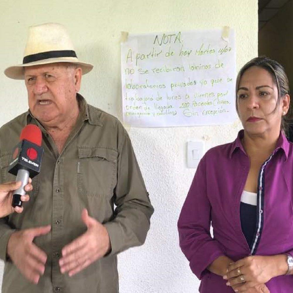 El sistema de salud en Venezuela colapsado y en manos de militares
