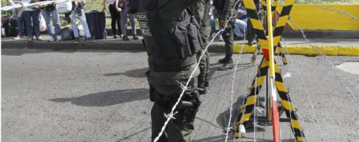 Emergencia en la frontera