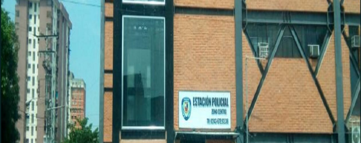 Se fugaron 21 reclusos de una estación policial en Aragua (Vídeo)