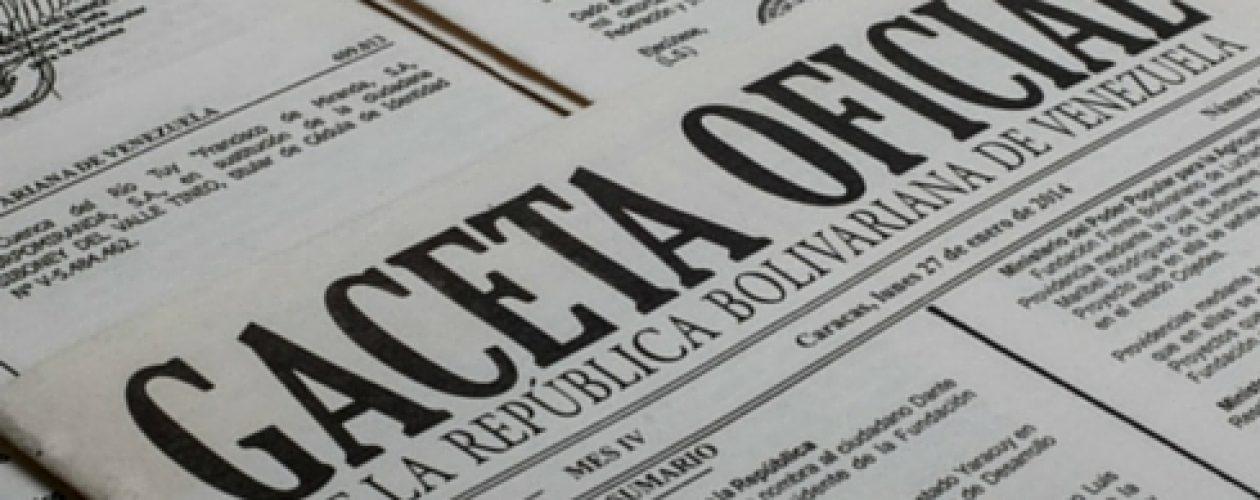 Gaceta 40.932: Se extiende jornada reducida a empleados públicos