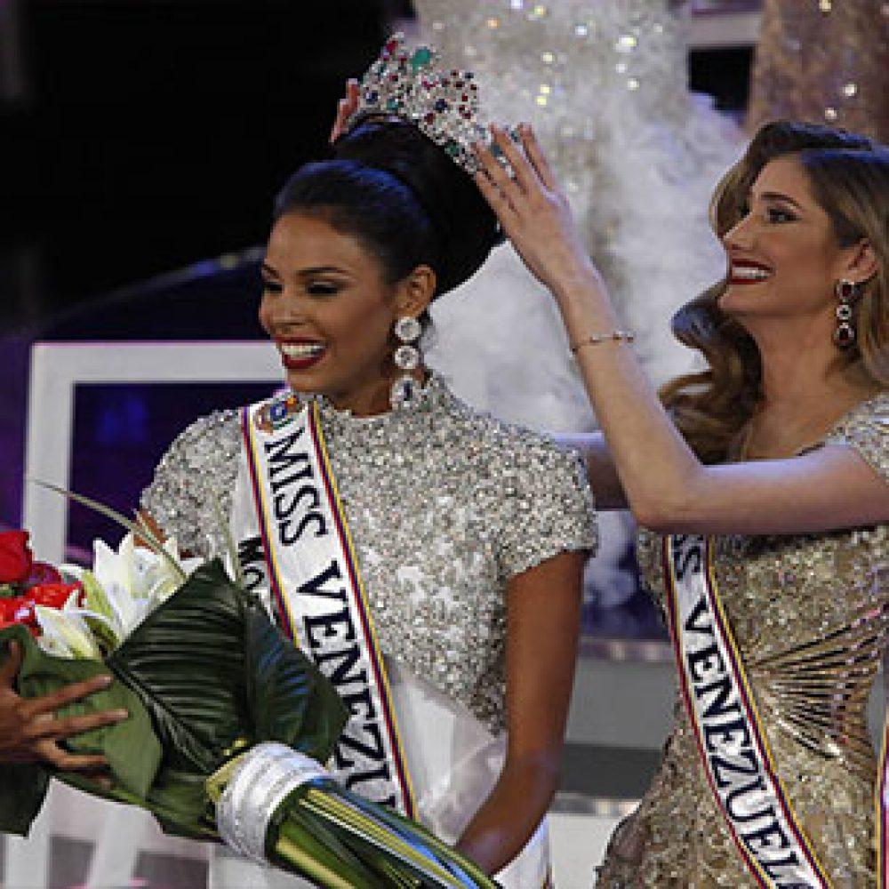 Ganadora del Miss Venezuela 2016 Keysi Sayago