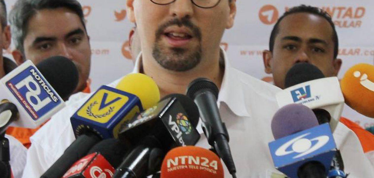 Guevara: MUD debe replantear estrategia para enfrentar al régimen
