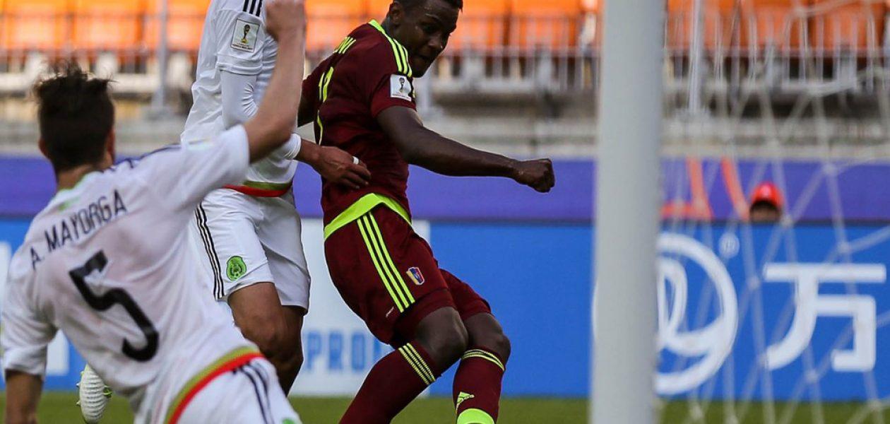Gol de Sergio Córdova elegido como el mejor del Mundial Sub-20