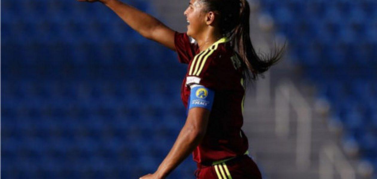Con goles de Deyna Castellanos la Vinotinto Sub-17 derrota a Camerún