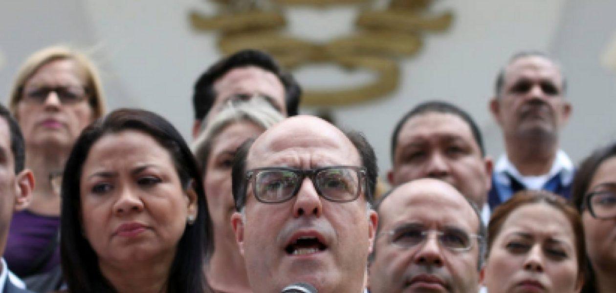 Reacciones internacionales ante el golpe a la Asamblea Nacional venezolana