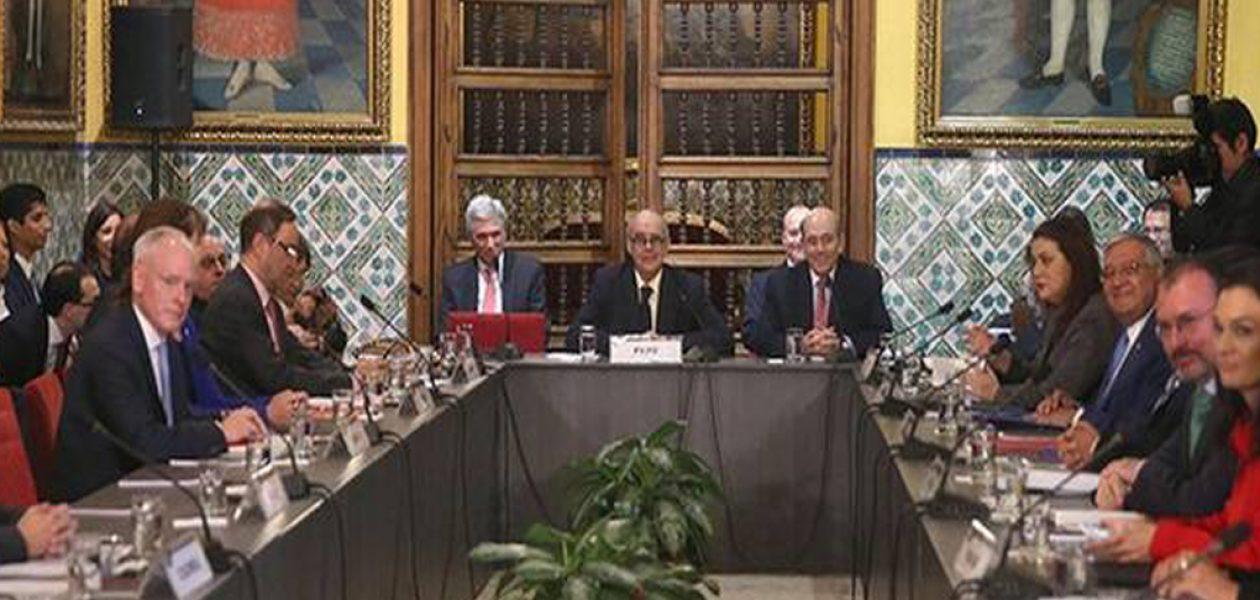 Grupo de Lima abordará crisis de Venezuela el 26 de octubre