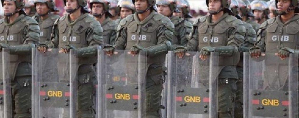 Venezolano con Parkinson envía mensaje a la Guardia Nacional Bolivariana