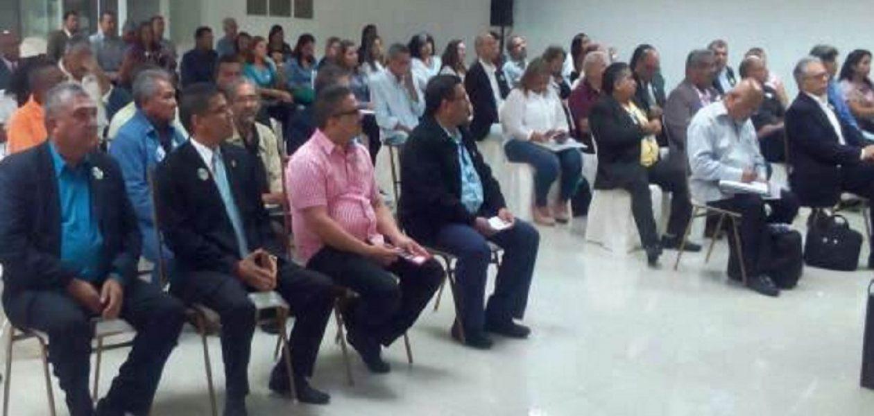 Celebran apertura de I Encuentro Guayana: oportunidad de negocios