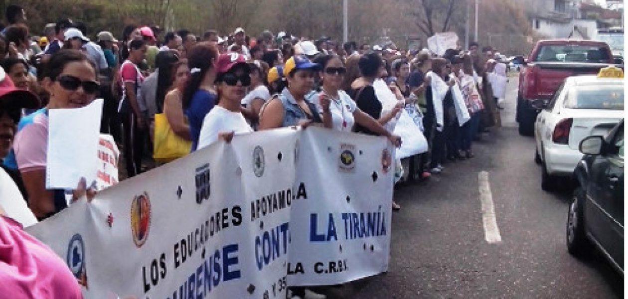 Guerrilla amenaza a docentes del Táchira