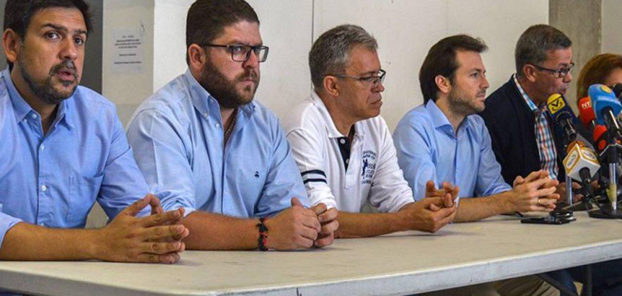 Asociación de Alcaldes por Venezuela rechaza destitución de Gustavo Marcano