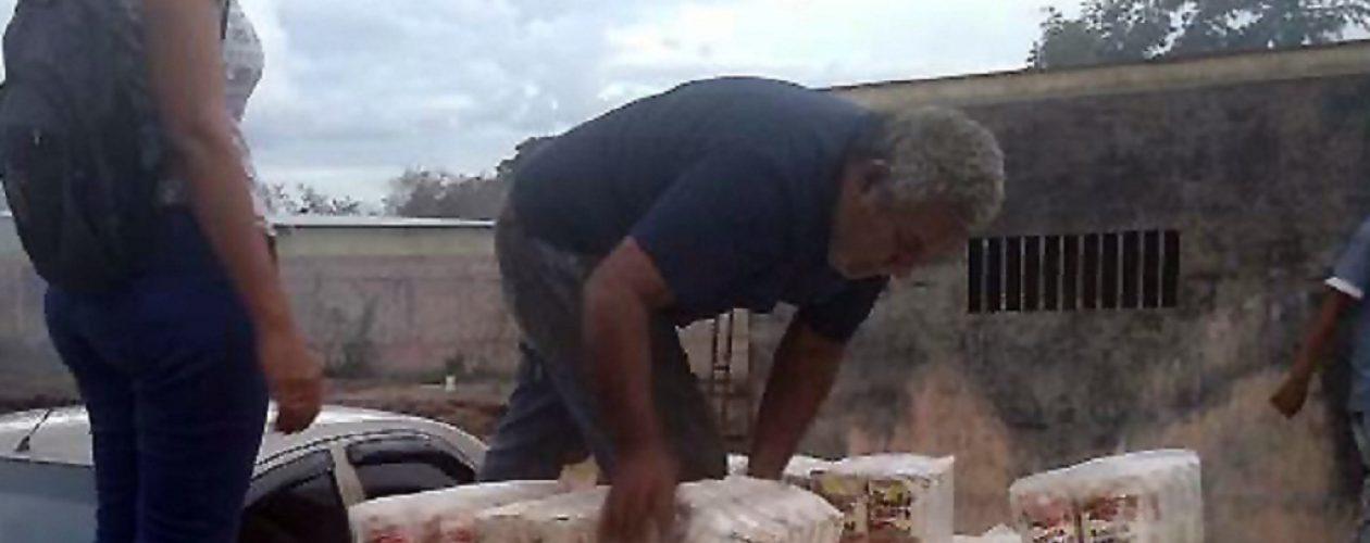 GNB retiene 10 toneladas de harina de trigo en Roscio