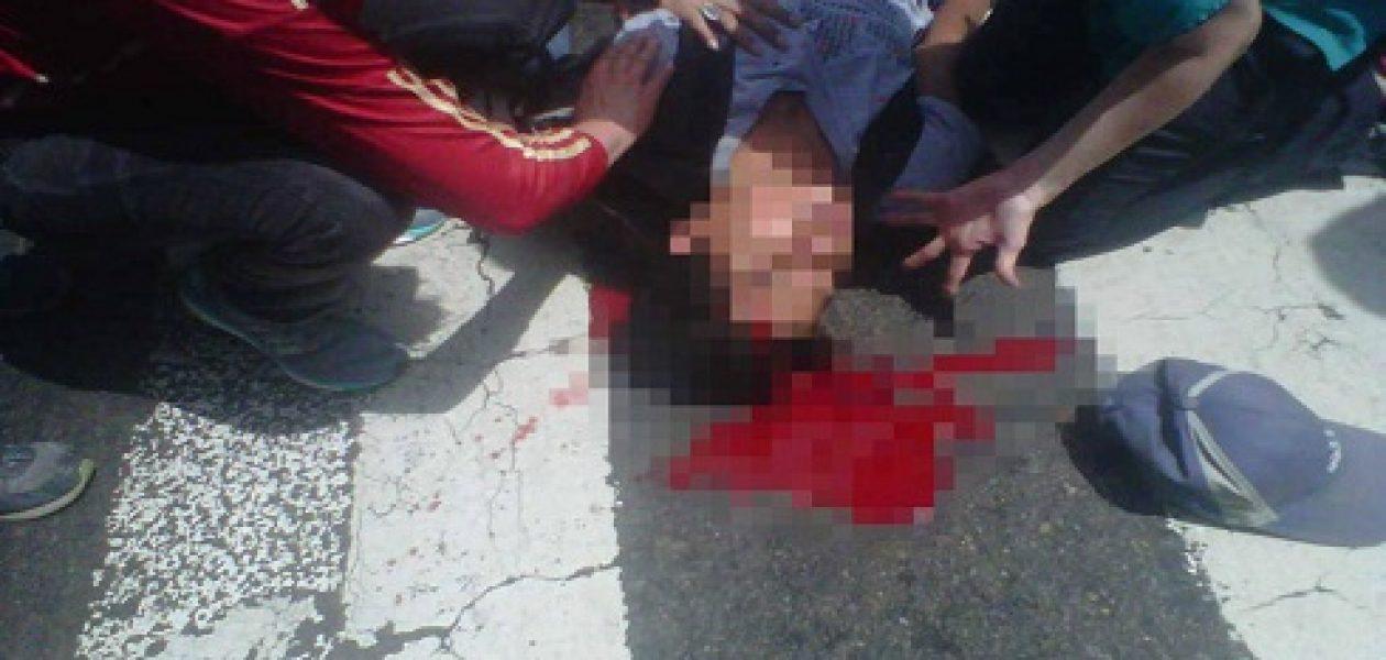 Murió joven herido en San Bernardino por impacto de bala