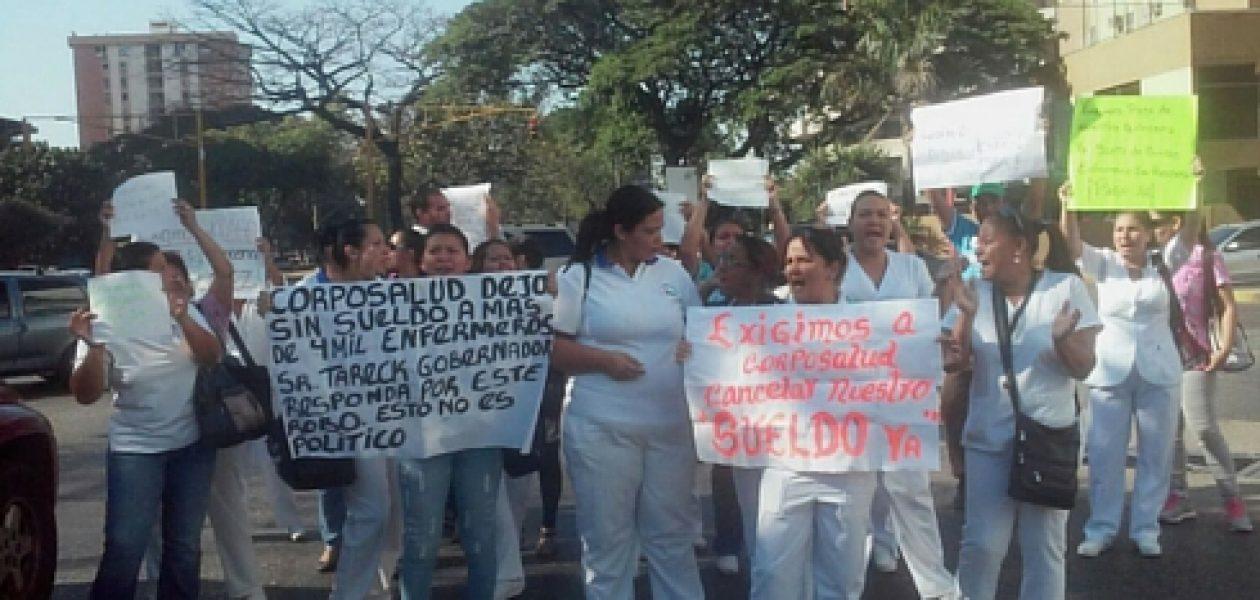 Hospital Central de Maracay en riesgo de paro