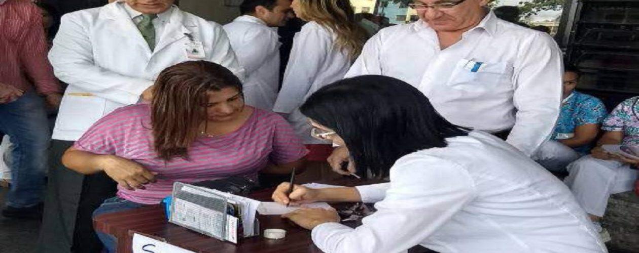 Prohíben ingresos a médicos del Hospital Ruíz y Páez