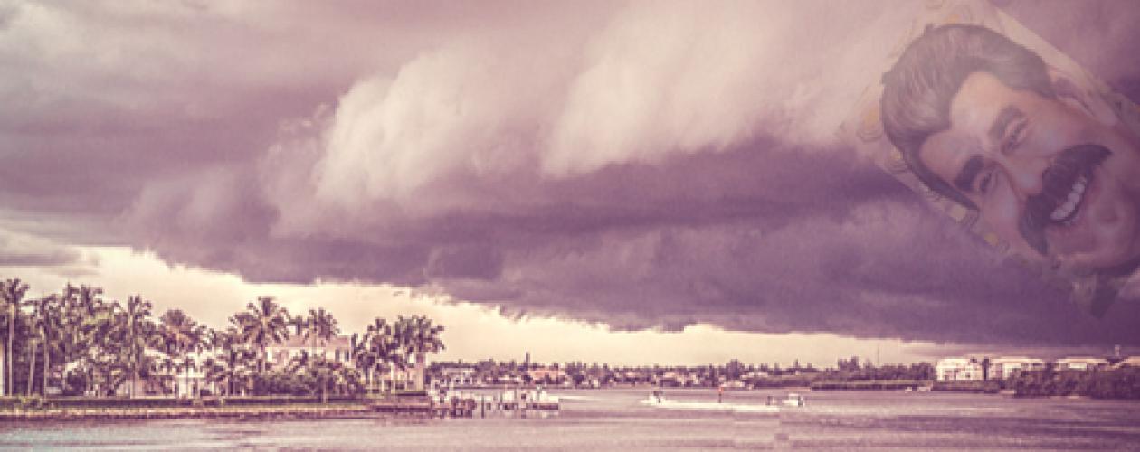 El huracán rojo rojito